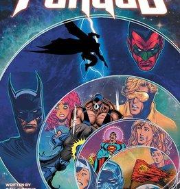 DC Comics Generations Forged #1 (one Shot) Cvr A Liam Sharp