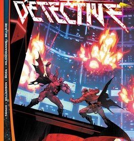 DC Comics Future State Dark Detective #4 Cvr A Dan Mora