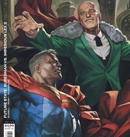 DC Comics Future State Superman Vs Imperious Lex #2 Cvr B Skan Card Stock Var