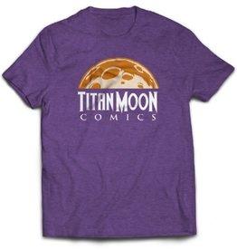 Apdat Titan Moon Comics Shirt Medium