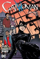 DC Comics Catwoman Vol 4 Come Home Alley Cat TP
