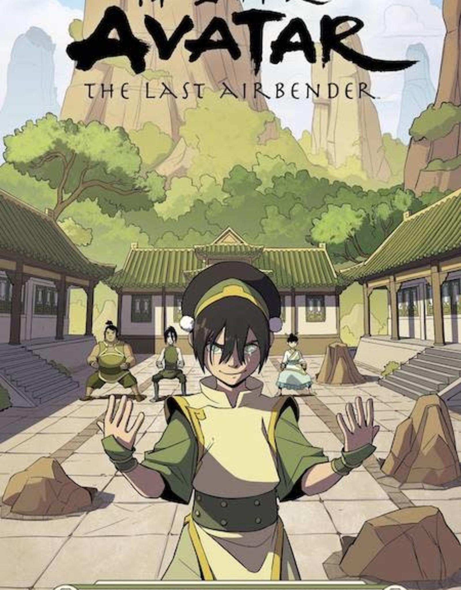 Dark Horse Comics Avatar Last Airbender Metalbending Academy TP Vol 00