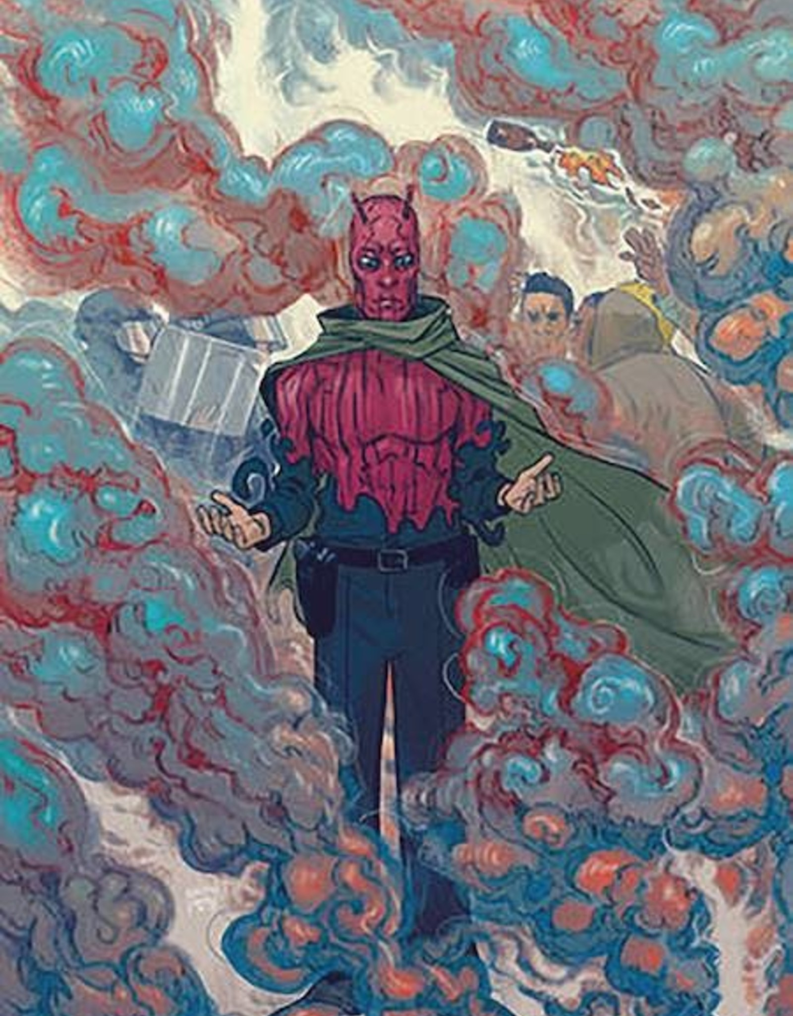 Dark Horse Comics Barbalien Red Planet #4 Cvr B Franquiz