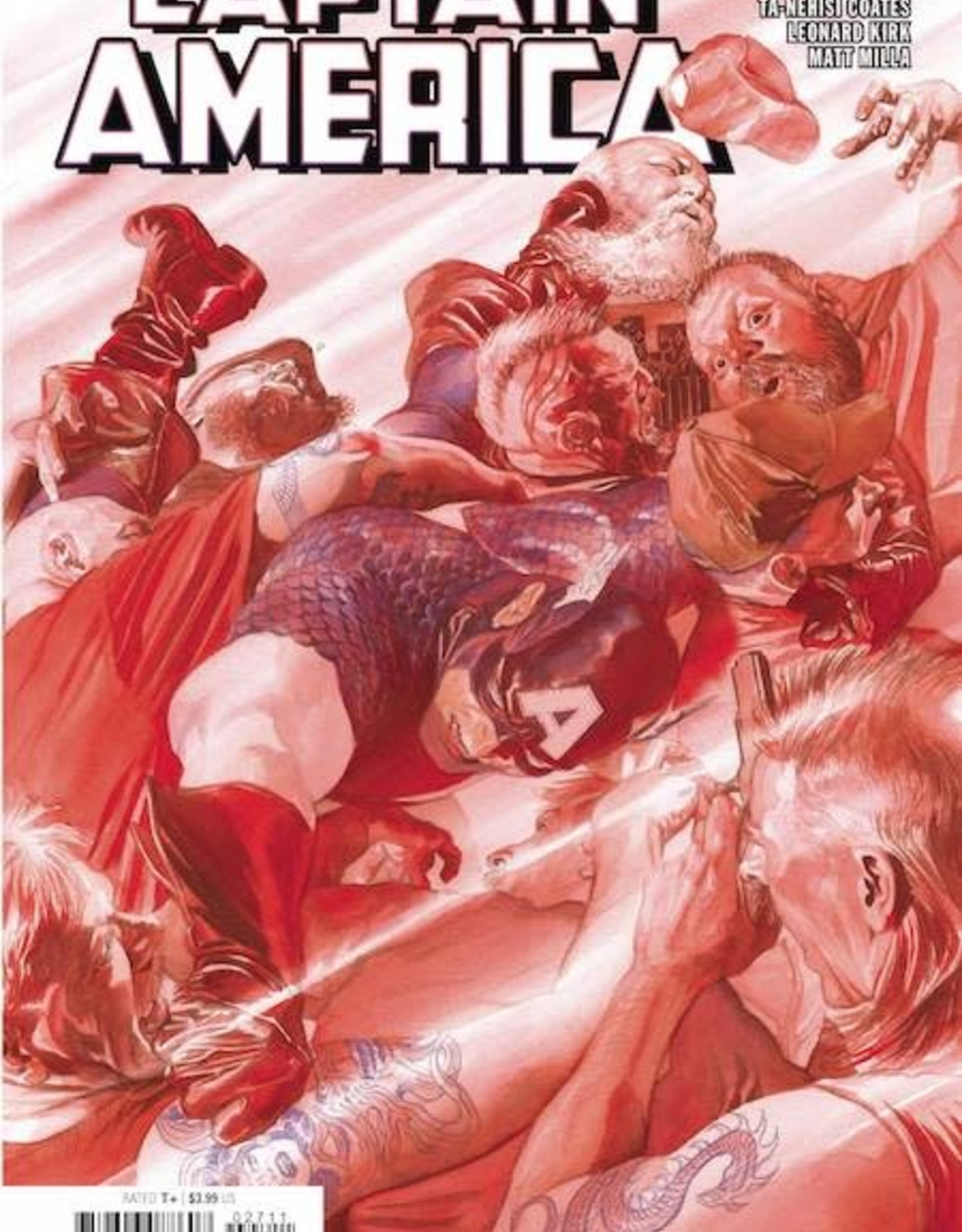 Marvel Comics Captain America #27