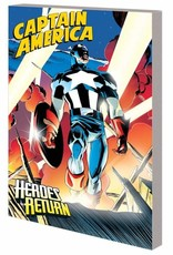 Marvel Comics Captain America Heroes Return Complete Collection TP Vol 01
