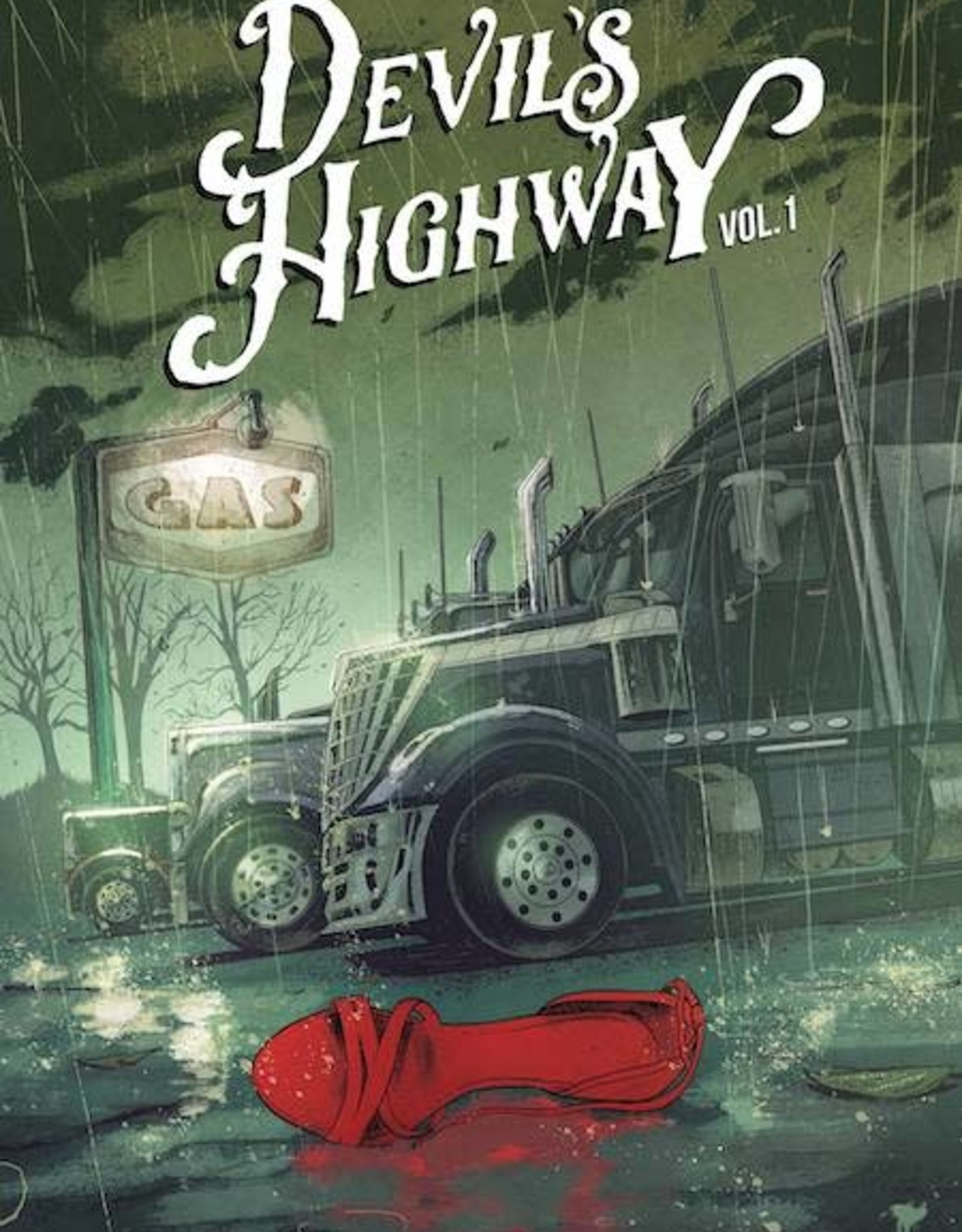Artists Writers & Artisans Devils Highway TP