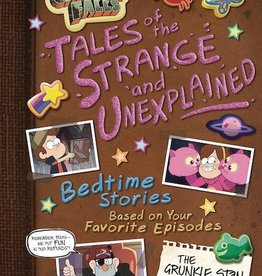 Disney Press Gravity Falls Gravity Falls Tales Strange & Unexplained HC