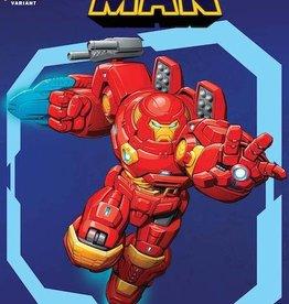 Marvel Comics Iron Man #6 Brown Avenger Mech Strike Var
