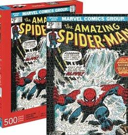 NMR Marvel Spider-Man Cover 500pc Puzzle