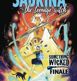 Archie Comic Publications Sabrina Something Wicked #5 Cvr A Veronica Fish
