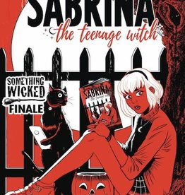 Archie Comic Publications Sabrina Something Wicked #5 Cvr C Andy Fish