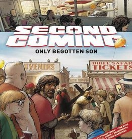 Ahoy Comics Second Coming Only Begotten Son #2