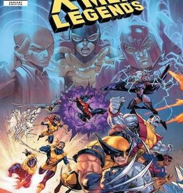 Marvel Comics X-Men Legends #1 Coello Connected Var