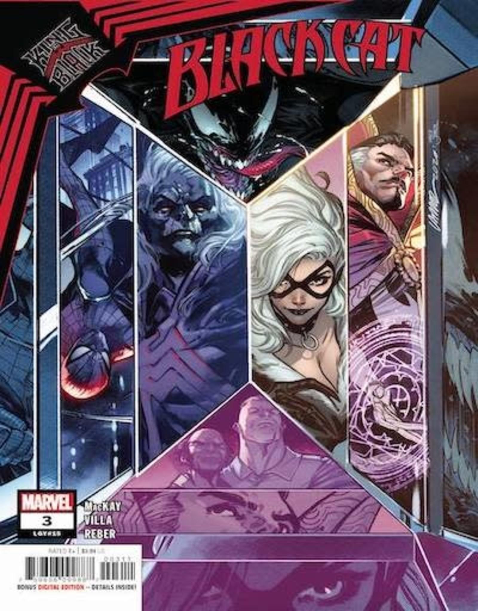 Marvel Comics Black Cat #3 KIB