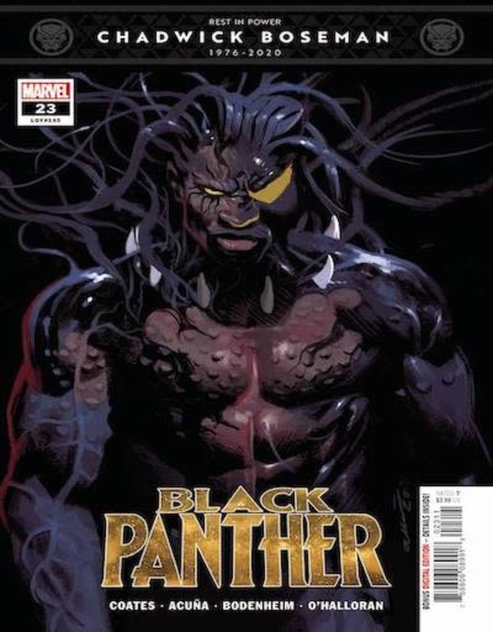 Marvel Comics Black Panther #23