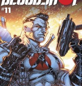 Valiant Entertainment Bloodshot (2019) #11 Cvr A Corona