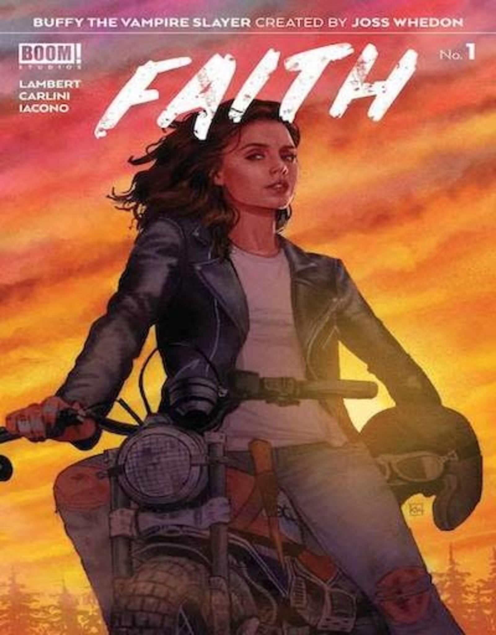 Boom! Studios Buffy The Vampire Slayer Faith #1