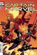 Marvel Comics Captain Marvel #26
