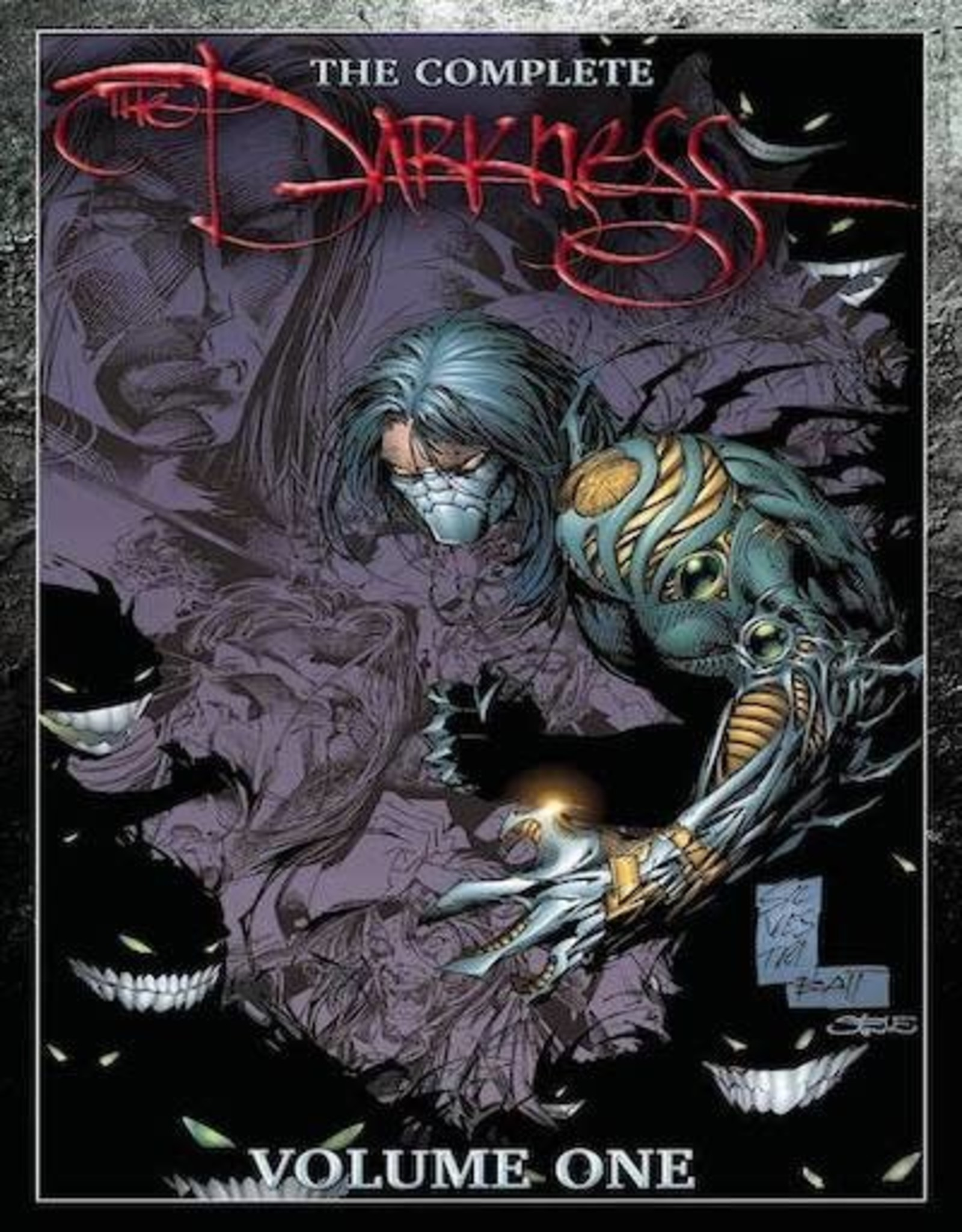 Image Comics Complete Darkness TP Vol 01