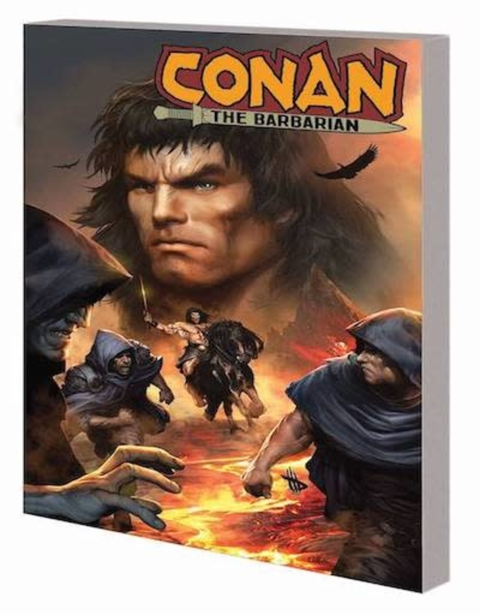 Marvel Comics Conan TP Exodus And Other Tales