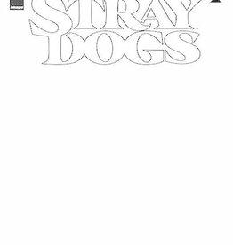 Image Comics Stray Dogs #1 Cvr C Blank Cvr