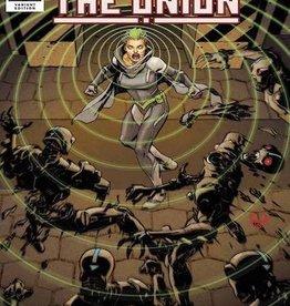 Marvel Comics The Union #3 Johnson Var