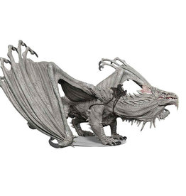 Wizkids Dungeons And Dragons: Icons Of The Realms Miniatures: 17 Icewind Dale: Arveiaturace Dragon Premium Set