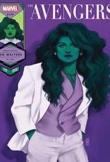 Marvel Comics Avengers #43 Bartel She-Hulk Womens History Month Var