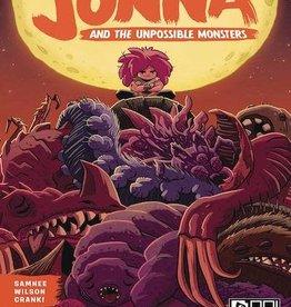 Oni Press Jonna And The Unpossible Monsters #1 Cvr B Maihack