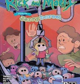 Oni Press Rick And Morty Presents Jerryboree #1 Cvr B Kaycee Campbell