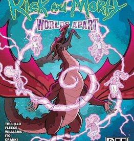 Oni Press Rick And Morty Worlds Apart #2 Cvr A Fleecs