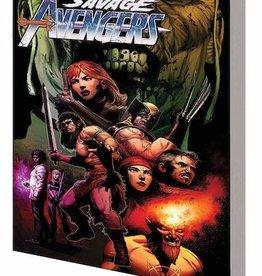 Marvel Comics Savage Avengers Vol 03: Enter The Dragon TP