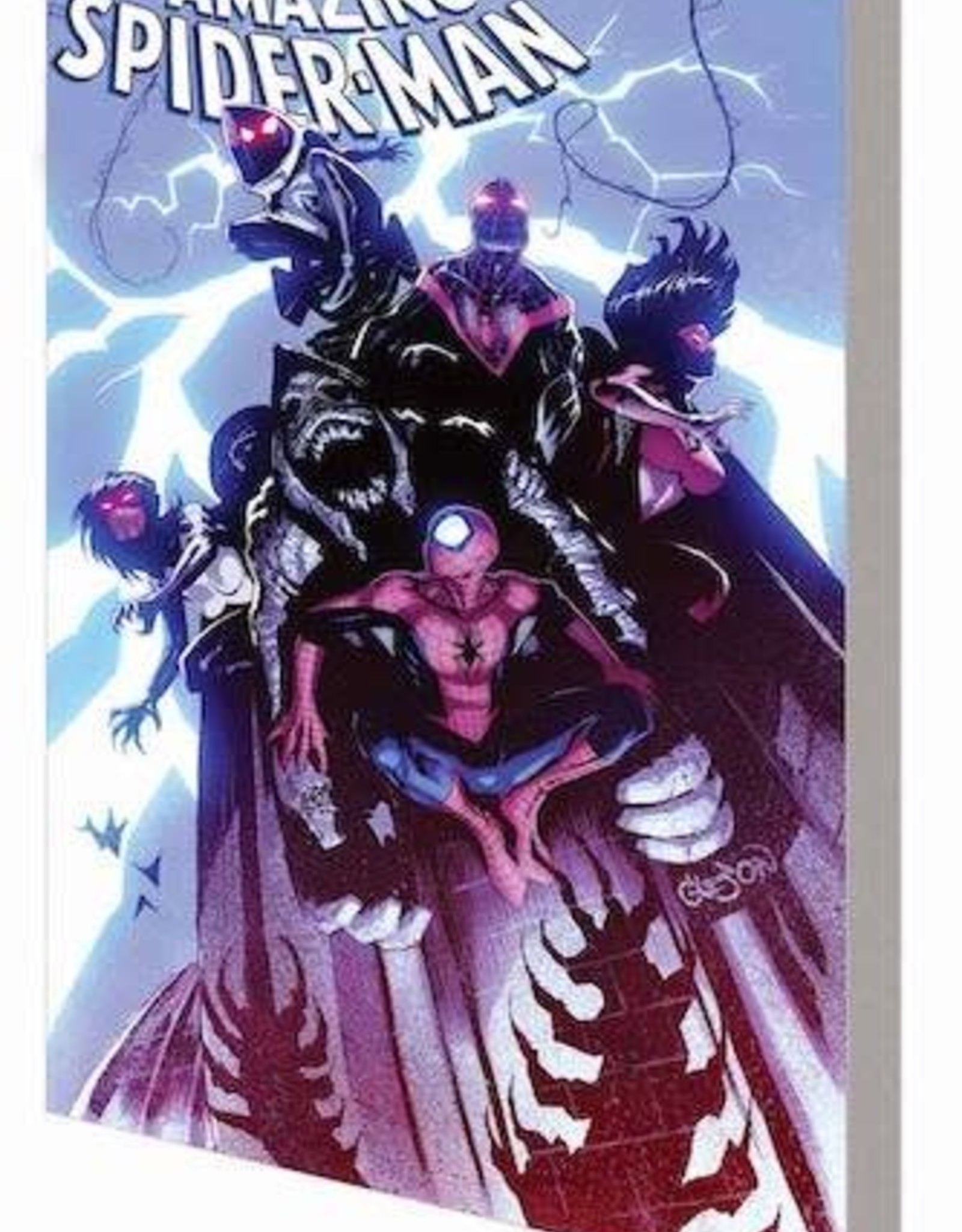 Marvel Comics Amazing Spider-Man By Nick Spencer TP Vol 11 Last Remains