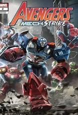 Marvel Comics Avengers Mech Strike #2 Sng Var