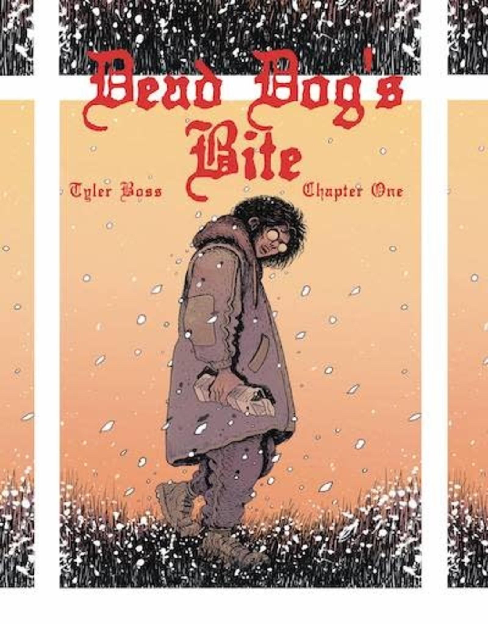 Dark Horse Comics Dead Dogs Bite #1 Cvr B Bertram