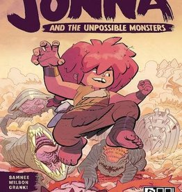 Oni Press Jonna And The Unpossible Monsters #1 Cvr A Samnee