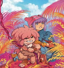 Oni Press Jonna And The Unpossible Monsters #1 Cvr D Bartel