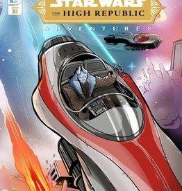 IDW Publishing Star Wars High Republic Adventures #2 10 Copy Incv Yael Nath