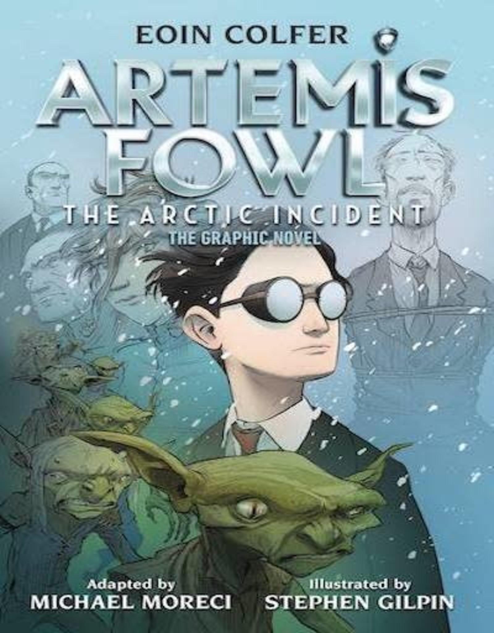 Disney - Hyperion Artemis Fowl Vol 02: Arctic Incident GN