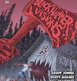 Dark Horse Comics Black Hammer Visions #2 Cvr A Kolins