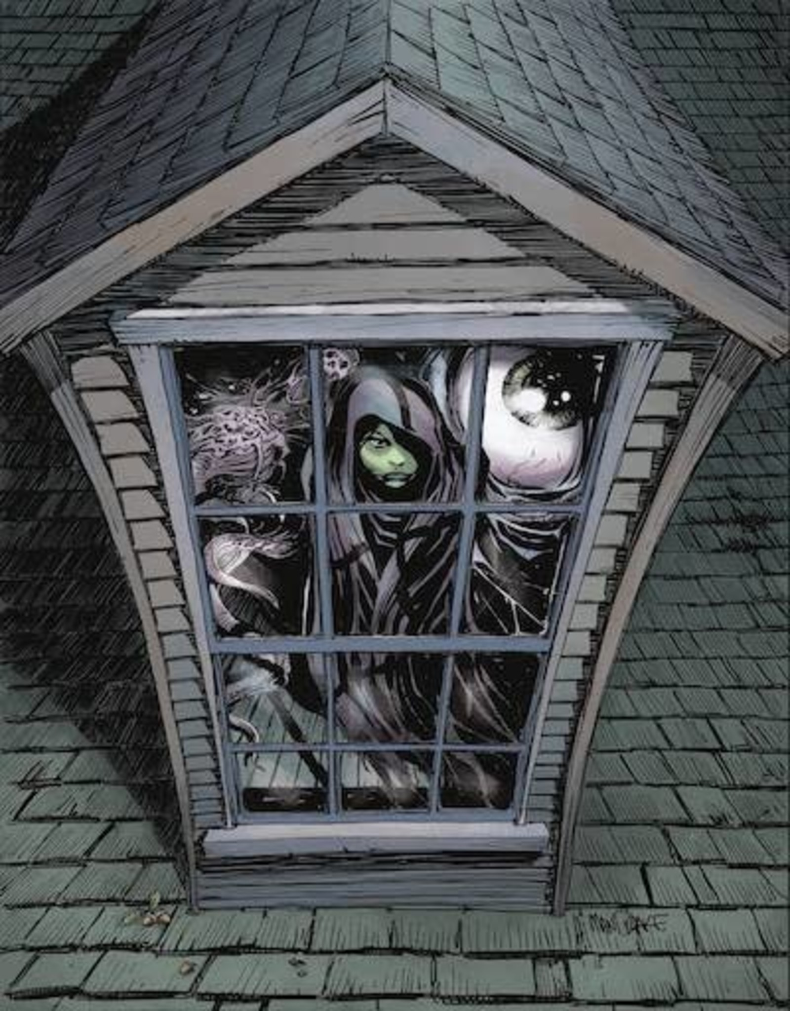 Dark Horse Comics Black Hammer Visions #2 Cvr C Mandrake