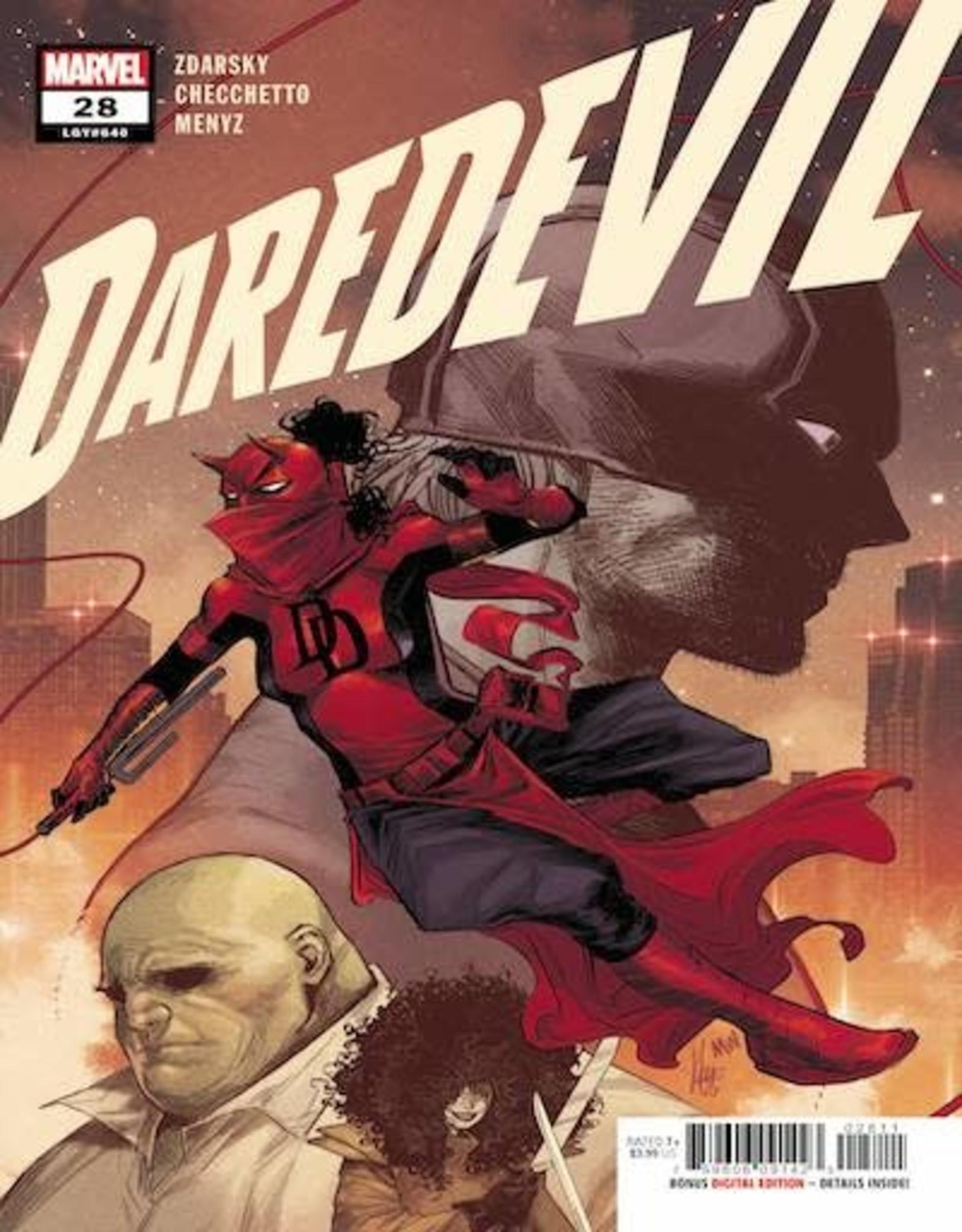 Marvel Comics Daredevil #28