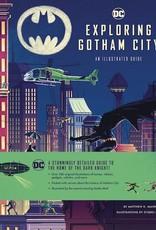 Insight Kids DC Comics: Exploring Gotham City YR GN