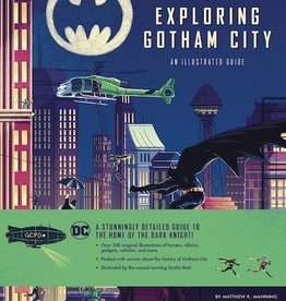 Insight Kids DC Comics Exploring Gotham City