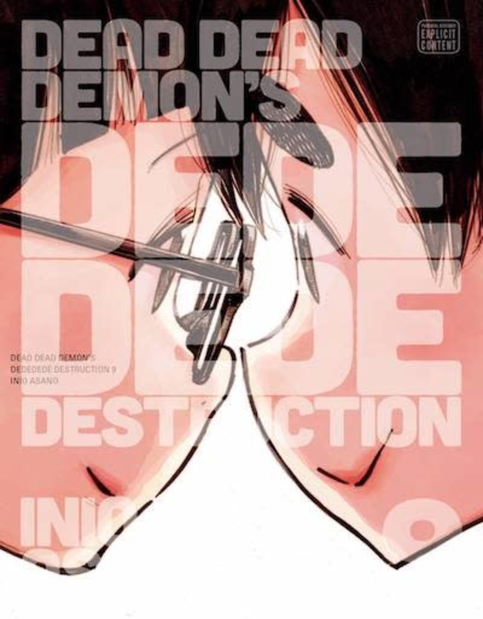 Viz Media Dead Dead Demons Dededede Destruction Vol 09 GN