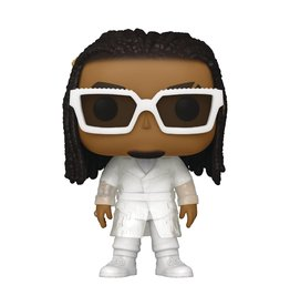 Funko Pop Rocks Ozuna Vinyl Fig