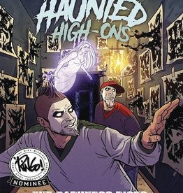 Source Point Press Twiztid Haunted High Ons Darkness Rises TP