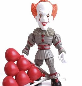 The Loyal Subjects Loyal Subjects Horror Wave 2 IT Pennywise Action Vinyl Action Figure