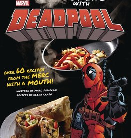 Insight Marvel Comics: Cooking With Deadpool HC