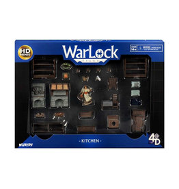 Wizkids WarLock Tiles: Accessory: Kitchen